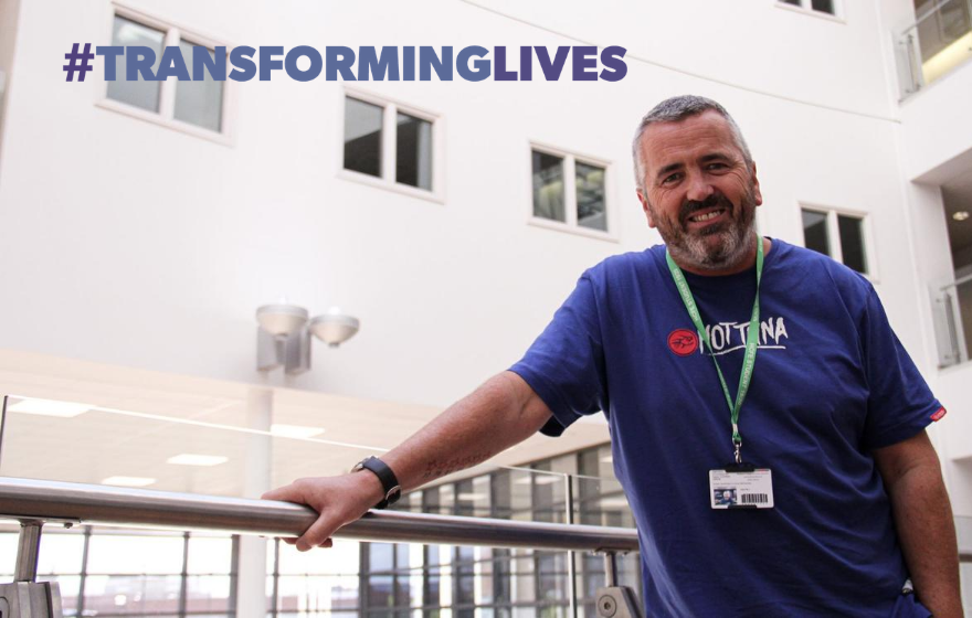 Alec Gray ~ Transforming Lives Profile