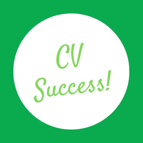 CV Success