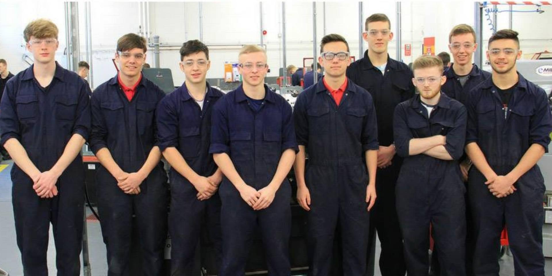 nine apprentices gestamp