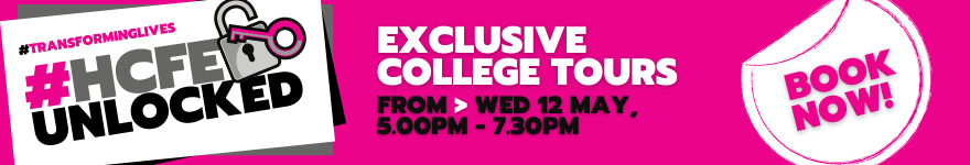 HCFE Unlocked - College Tours
