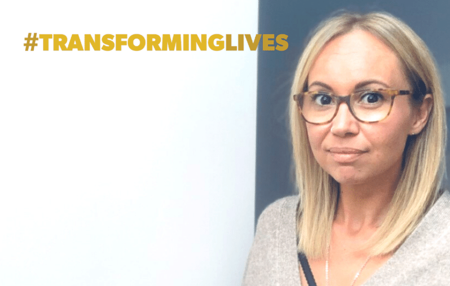Transforming Lives ~ Samantha Murphy