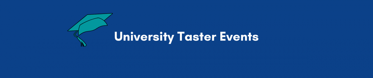 University Taster Events