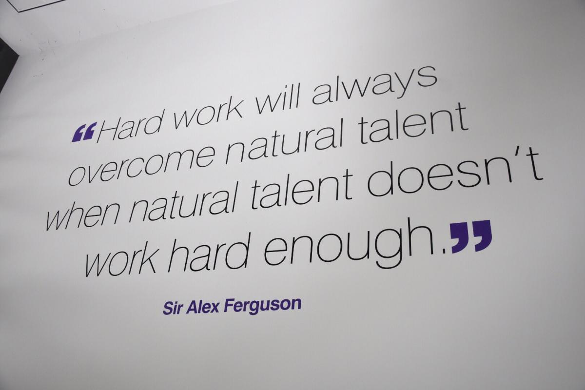Alex Ferguson Quote