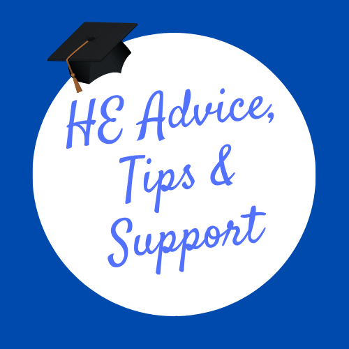 HE Advice, Tips & Support