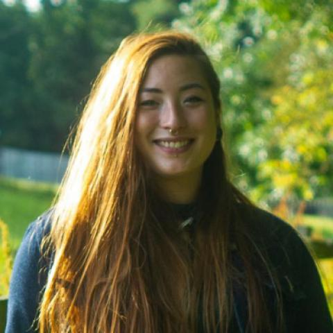 Transforming Lives - Bernice Swift - Ecology Student