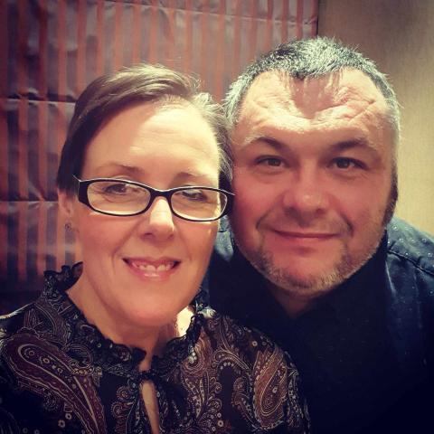 Transforming Lives ~ Paula & Alan Hooks ~ Banner