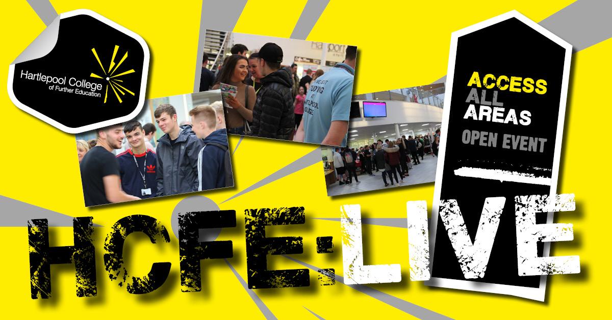 HCFE:LIVE Open Event